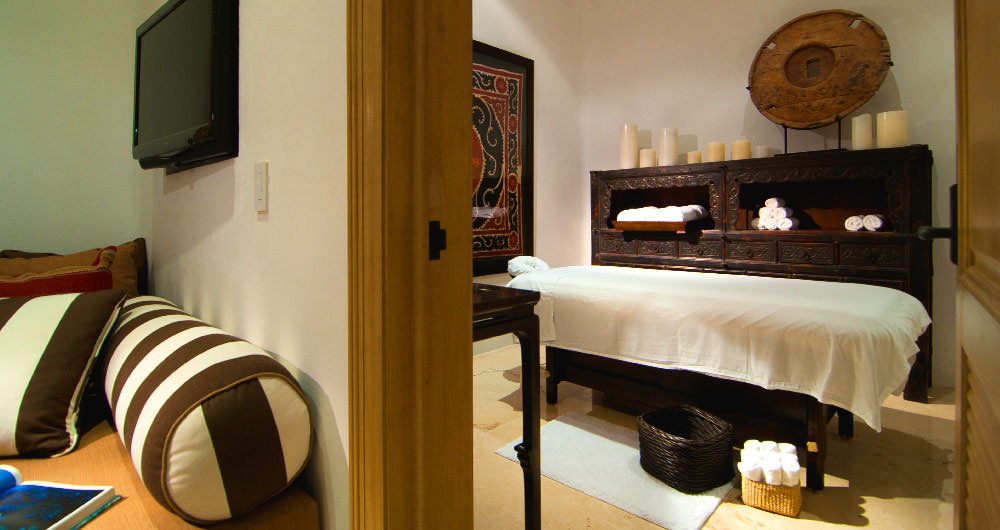 Spa on Casa Aramara